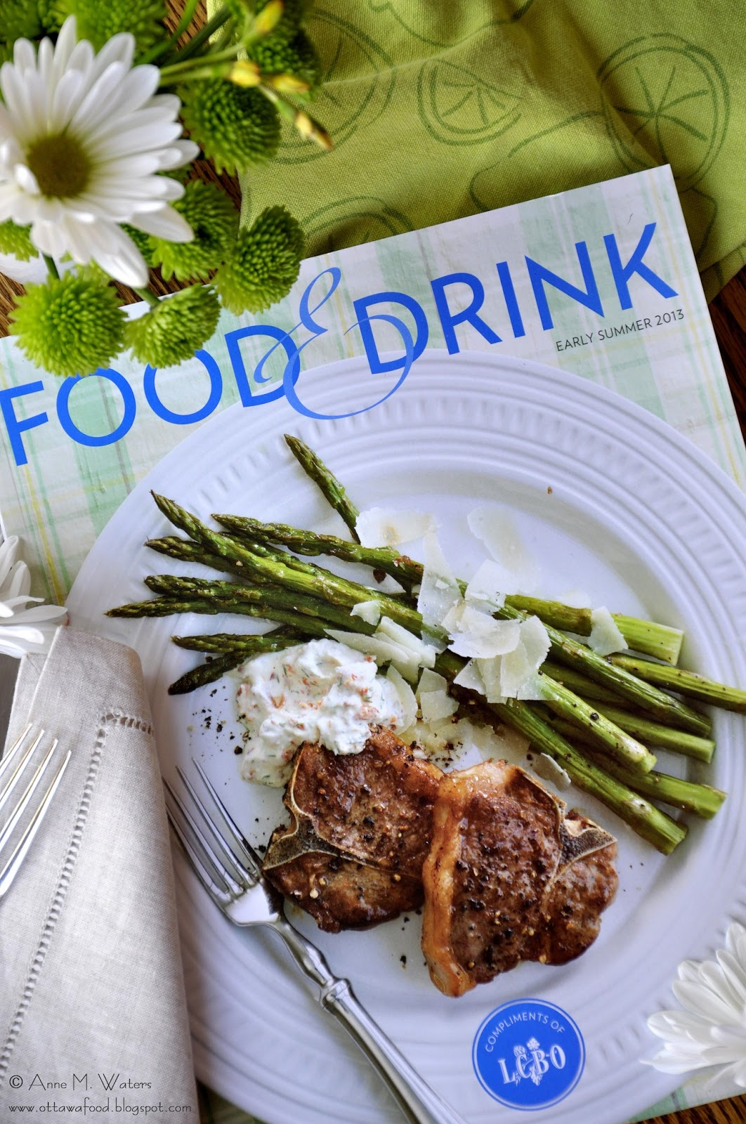 drink food early lcbo magazine summer issue music play james