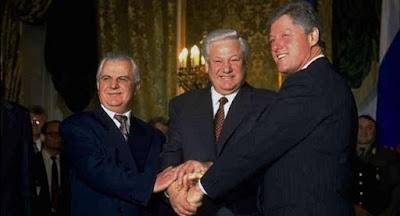 Украина потребовала провести консультации подписантов Будапештского меморандума