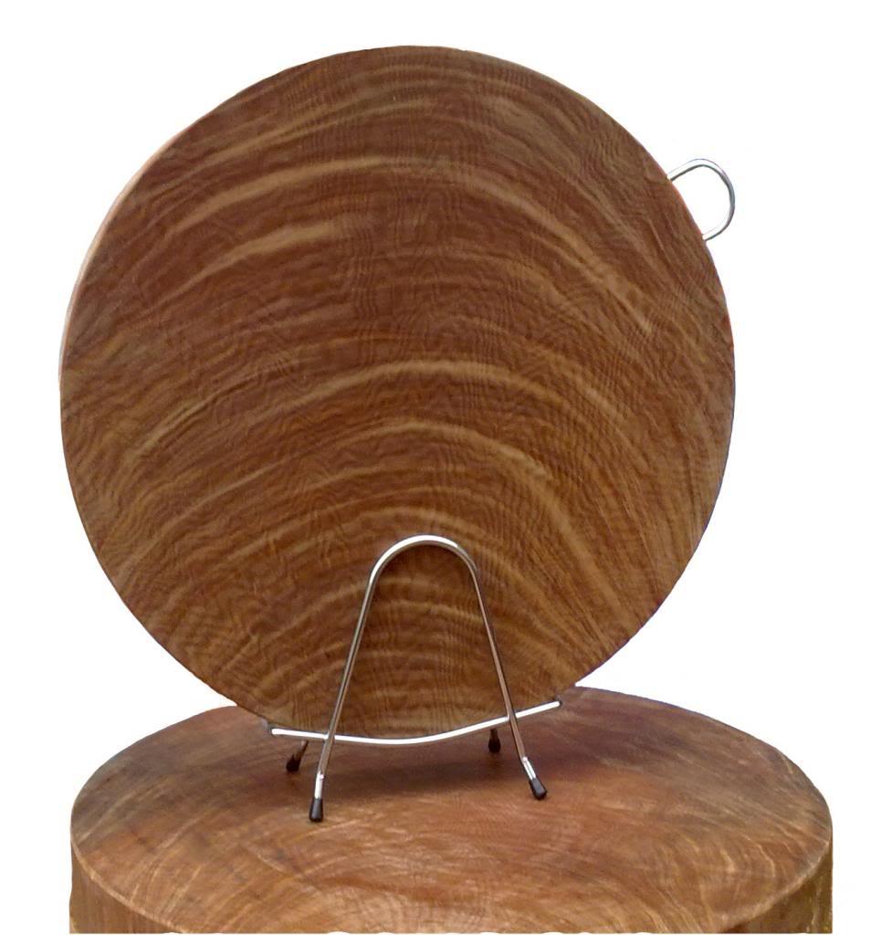 thớt gỗ me THỚT NGHIẾN KIM VÂN: CẢNH BÁO: Thớt gỗ AN TOÀN hơn thớt nhựa! thớt gỗ me