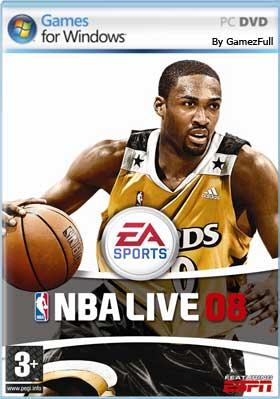 Descargar NBA Live 2008 pc full español mega y google drive.