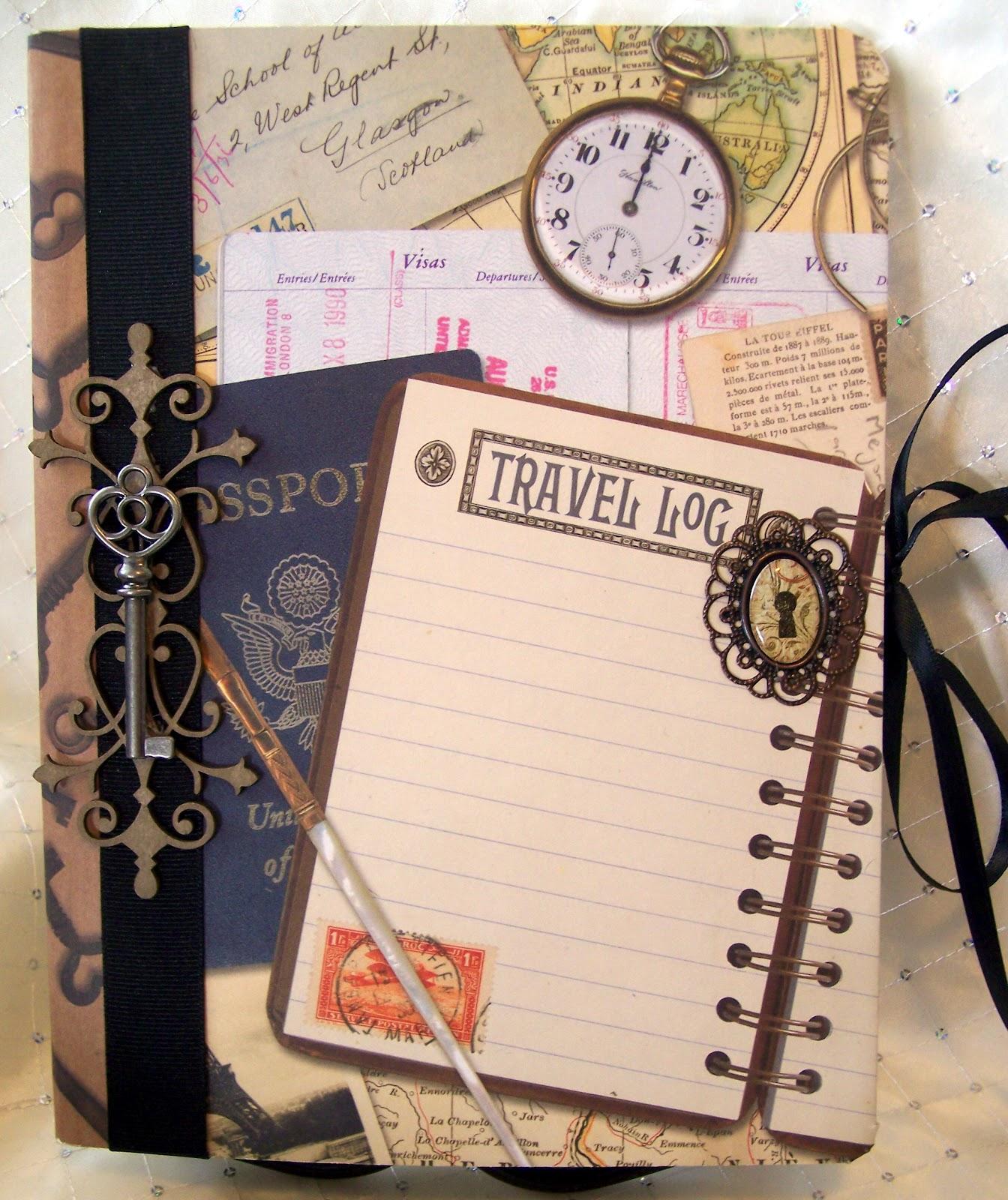 travel log journal