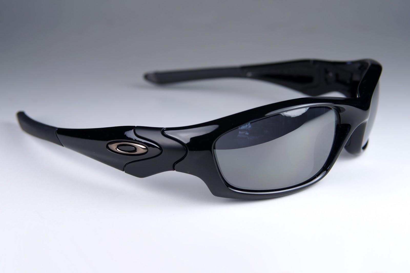0b5d4ce2ee7 Oakley Straight Jacket Polished Black L Black Iridium « Heritage Malta