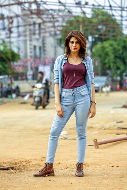 Actress Shraddha das Latest Photoshoot