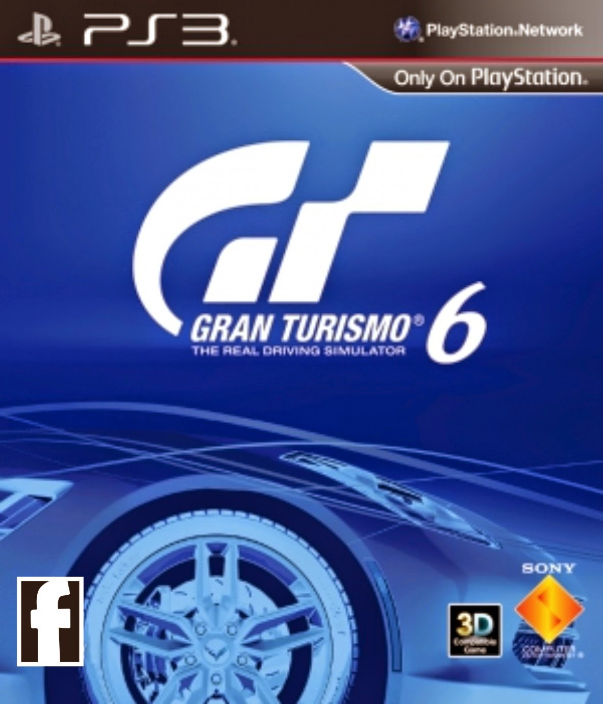 Gran Turismo 6 PS3 ISO | CFW 3.55 + DLC | Free Download