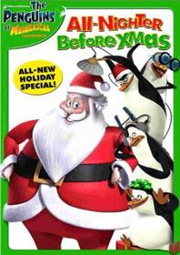 Los Pingüinos de Madagascar: La Noche Antes de Navidad – DVDRIP LATINO