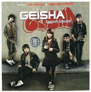 Kumpulan Lagu Mp3 Terbaik Geisha Full Album Anugerah Terindah (2009) Lengkap