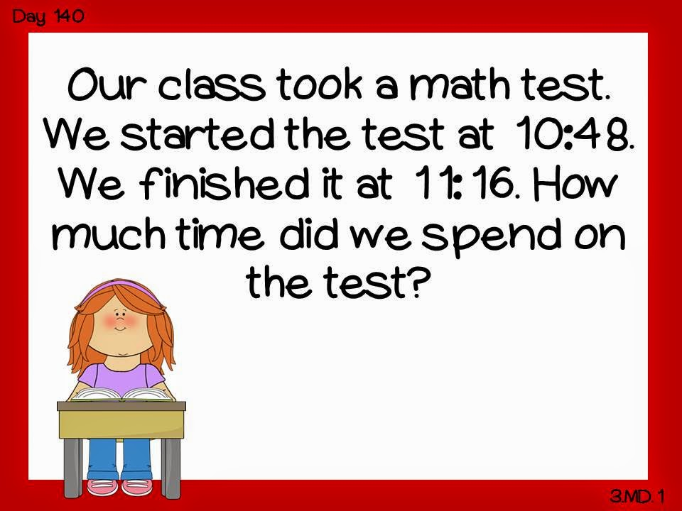 3rd Grade Daily Common Core Math Problems   Thrifty in Third Grade