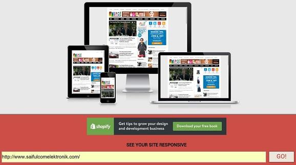 Tips memilih Template untuk blog ataupun website, yang baik dan benar (Responsive)