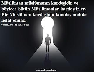 veda hutbesi, hz.muhammed, hz.muhammed allahın elçisi, hz.muhammedin hayatı, hadisler, hadislerle islam, hadisler ve ayetler