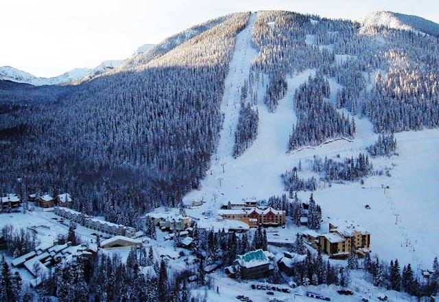 Estação de esqui de Taos - Estados Unidos