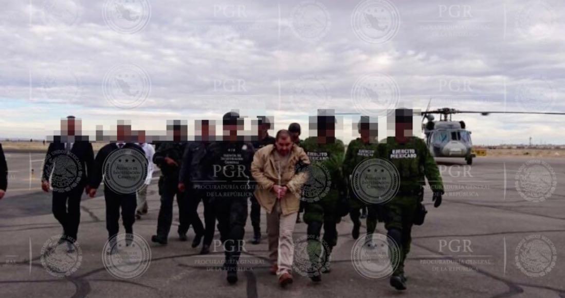"""¿Fue un regalito para Trump? ¿Por qué mandar a """"El Chapo"""" a EU justo hoy? Los analistas difieren"""