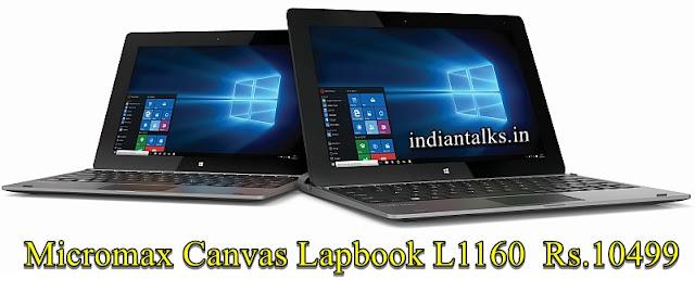 Micromax-Canvas-Lapbook-L1160-laptop