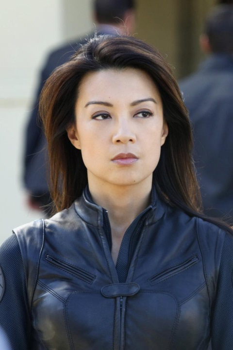 MELINDA MAY (MING NA WEN)