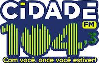 Rádio Cidade FM 104,3 de Maracaju MS