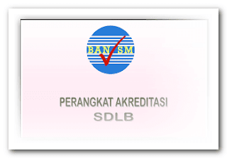 Peraturan Menteri Pendidikan Nasional Nomor  PERANGKAT AKREDITASI SD/MI TAHUN 2014-2015