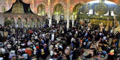 اليوم .... بدء الاحتفالات بمولد السيد البدوي في مدينة طنطا