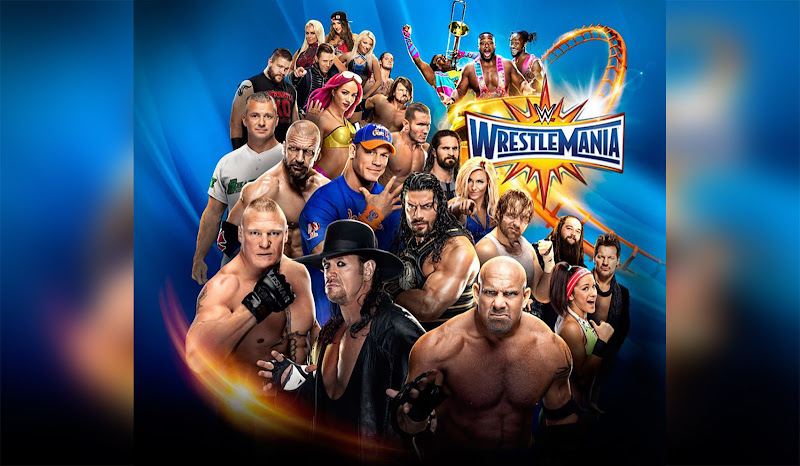WWE has released WWE WrestleMania 33 (2017) official promotional poster and wallpaper. WWE WrestleMania 33 (2017) - Official Poster & Wallpaper Download, You can save the above image.