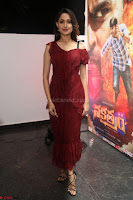 Pragya Jaiswal in Stunnign Deep neck Designer Maroon Dress at Nakshatram music launch ~ CelebesNext Celebrities Galleries 019.JPG