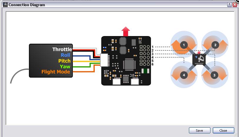 Cc3d Flight Controller Wiring Diagram Receiver Naza Flight