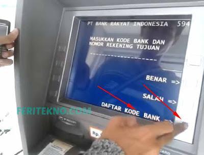 cara transfer uang lewat bank bri ke atm bank lain 5