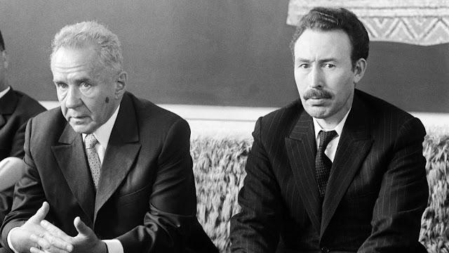 التطور السياسي في الجزائر المستقلة بين عامي 1962-1989م