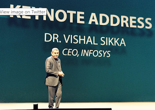 Infosys Confluence Holger Mueller Constellation Research Sikka