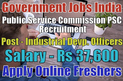 PSC Recruitment 2019