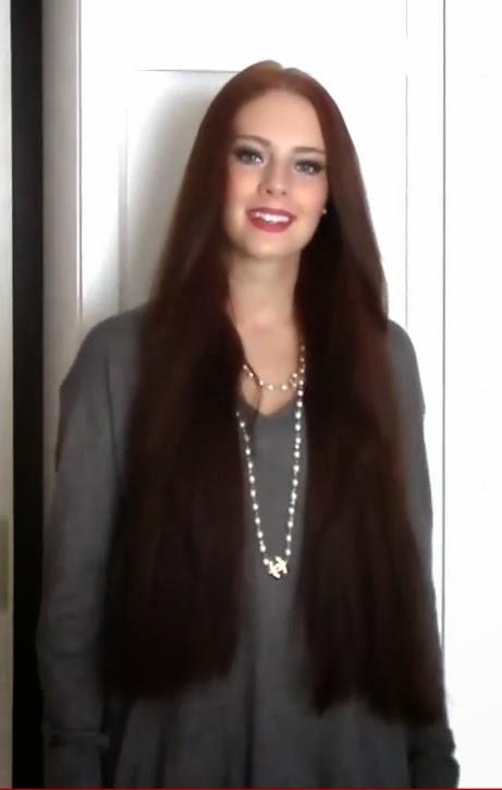 Long Haired Women Hall Of Fame Joesbeautyworld Youtube