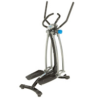 "ProGear Dual Action 360 Multi Direction 36"" Stride Air Walker LS with Pulse, with forwards/backwards and side-to-side motion for more leg exercises, 180 degree range of motion, dual-action handlebars for upper body workout"