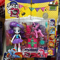 Fake MLP Equestria Girls Minis Rarity Figure