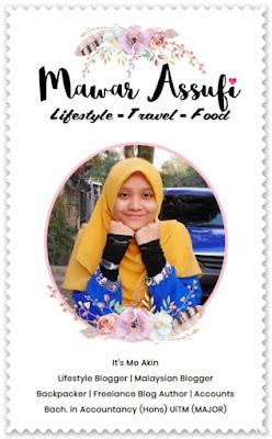 Sahabat blogger pilihan Starlavenderluna : Mawar Assufi