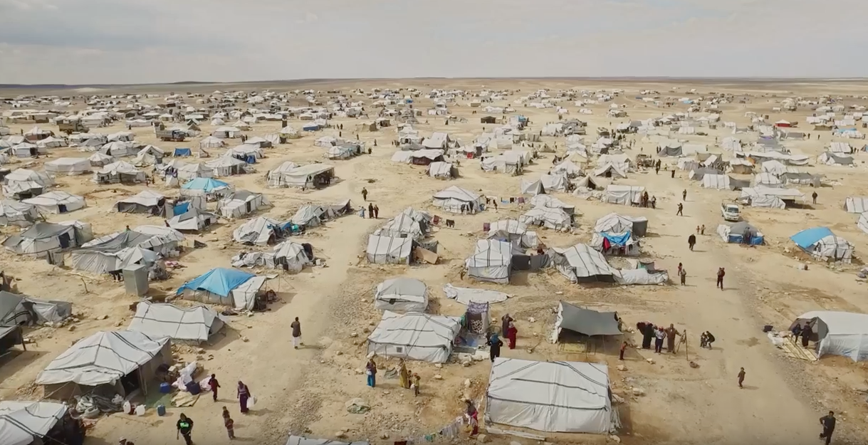 Human Flow - El documental sobre la crisis global de los refugiados