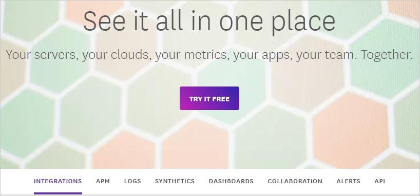 Продукты компании Datadog выходящей на IPO