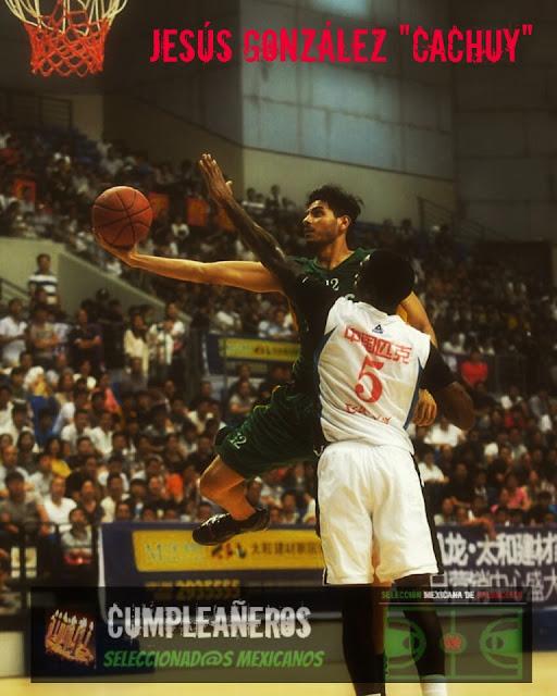 Jesús González Basket Sinaloa