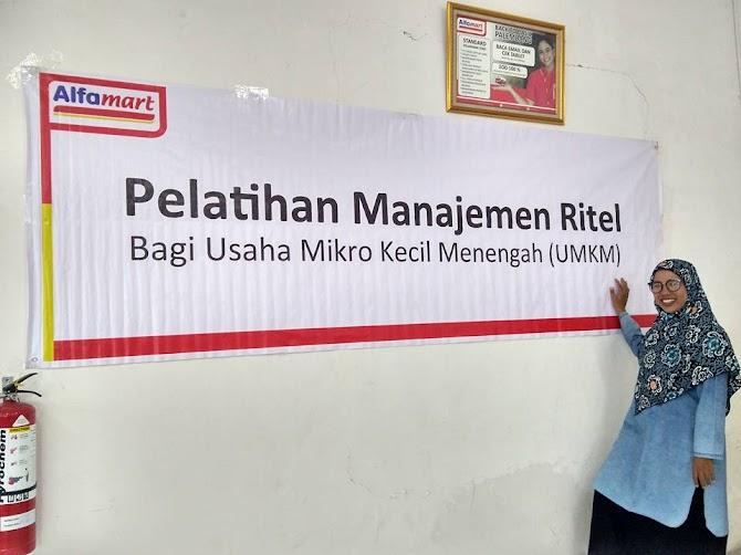Pelatihan Manajemen Ritel Bersama Alfamart Bagi Toko Kelontong
