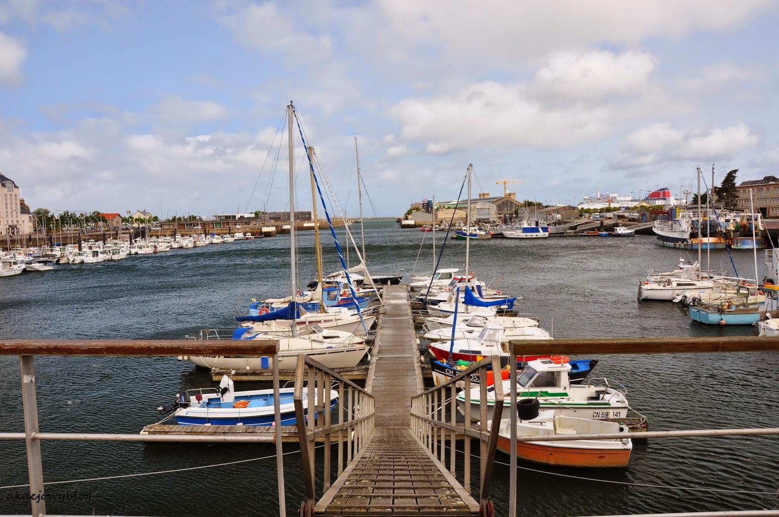 Francja - Cherbourg.