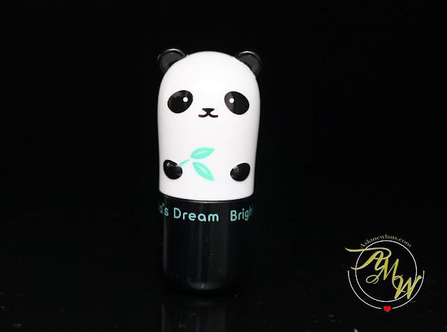 a photo of Tony Moly Panda's Dream Brightening Eye Base