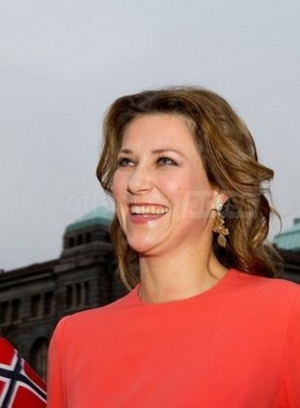 Princess M 228 Rtha Louise Attends A Conference In The Oslo