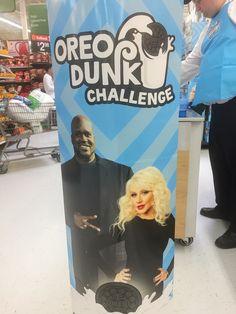 Shaq And Christina Aguilera