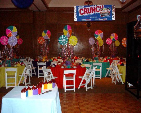 Classroom Decoration Ideas For Quinceaneras ~ Fiesta willy wonka lacelebracion
