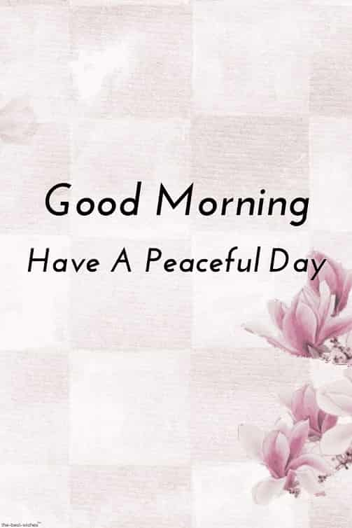 good morning greeting card hd