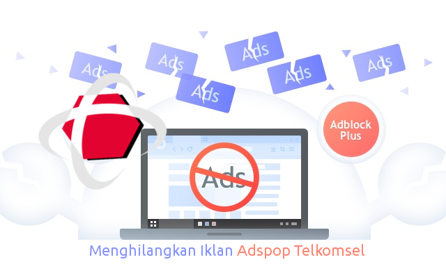 Cara Menghilangkan Iklan Adspop Telkomsel