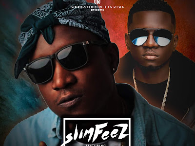 DOWNLOAD MP3: Slimfeez - Kiddin Me ft. Baseone || @Slimfeez_GTS