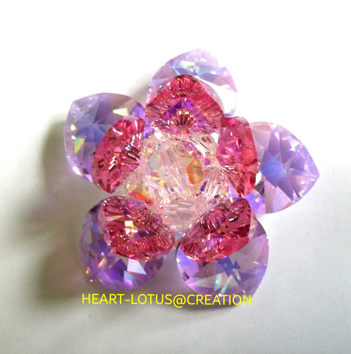 Sacred Crystal Lotus