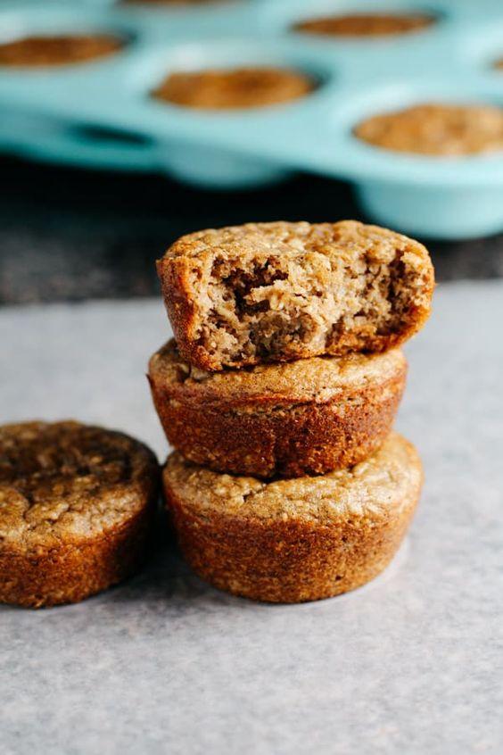 HEALTHY ALMOND FLOUR BANANA MUFFINS #Healthymeal #Almond #cookies #Muffin #Bestmuffin #Bananancake #Bananacookies