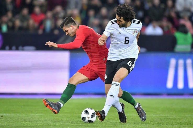 f6509e5ea86 Egypt 2018 World Cup Away Kit Revealed - Footy Headlines
