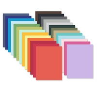 SSS Card Stock 24 Colors
