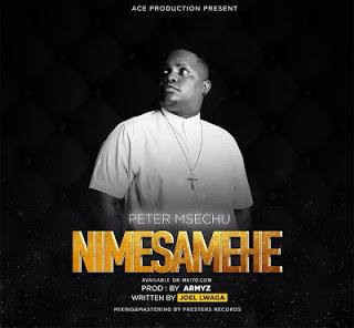 Peter Msechu - Nimesamehe