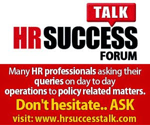 HR SUCCESS TALK FORUM