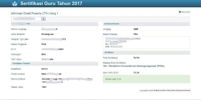 Daftar Peserta UTN Ulang, Tempat UTN Ulang, Jadwal Pelaksanaan UTN Ulang No Hoax